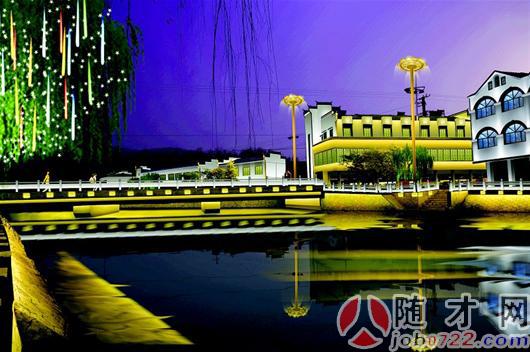 随州大洪山风景区将于12月23日完成夜景亮化,投资300万元扮靓魅力名镇