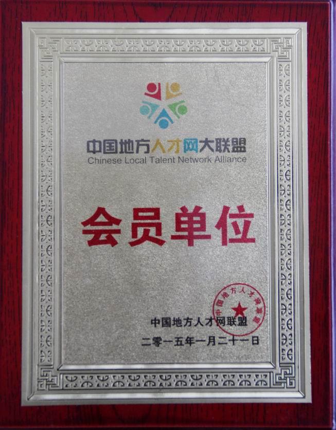 中国地方人才网联盟