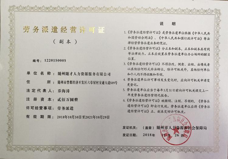 劳务派遣经营许可证副本750.jpg